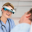 (Video) Eyes-On Wearable Ultrasound and IR Glasses for Easy Venipuncture