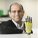 (Video) Solar-Powered Touch-Sensitive Electronic Skin for Next Generation Prosthetics