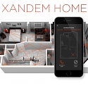 (Video) Xandem Home Creates a Movement-Detecting Sensing Web Around the House