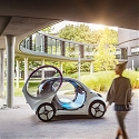 Smart Vision EQ Fortwo is an Autonomous Electric Concept for 'The Future of Car Sharing'