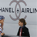 Air Travel Looks Far Less Miserable in Chanel