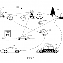 (Patent) Ford has Patented an Autonomous Police Car That can Chase You Down and Give You a Ticket