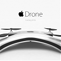 Apple Drone Concept Takes Flight in Designer's Imagination