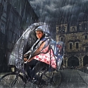 (Video) Aerodynamic Umbrella for Your Bike - LEAFXPRO