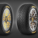 Continental's Latest Concept Tire Adjusts Tread to Meet the Conditions - ContiAdapt