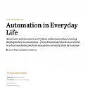 (PDF) Pew - Automation in Everyday Life