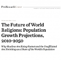 (PDF) The Future of World Religions: Population Growth Projections, 2010-2050