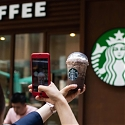 Starbucks Gets a Lift From Iced Coffee