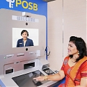 ATMs Expand Services Via Live Video Chat with Bank Teller - POSB Bank