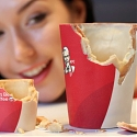 KFC Gives Us Edible Coffee Cups
