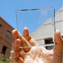 A Fully Transparent Solar Cell That Could Make Every Window a Power Source