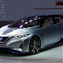(Video) Nissan's Vision of a Driverless Car Unveiled at the Tokyo Motor Show