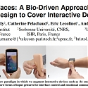 (Paper) A Mobile Device Covered with Human Skin ? Skin-On Interfaces