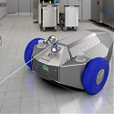 Fraunhofer - Production Line-Cleaning Robot Learns on the Job