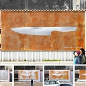 A Knife Brand Brilliantly Used Rust to Create an Outdoor Ad Highlighting Its Durability