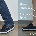 Low-Profile Assistive Ankle Exoskeleton Can Be Worn Under Clothes