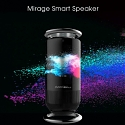 (Video) Royole's Mirage Smart Speaker has a Wrap-Around Curved Display