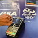 Olympic Athletes will Sport Visa's New Payment Ring in Rio
