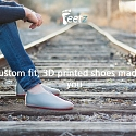 Feetz Announces $1.25M in Seed Funding to Build 3-D Printed Shoes