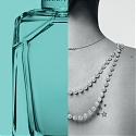 Shoppers Can Purchase A Bottle Of Tiffany & Co. Fragrance From A Vending Machine
