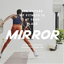 A $1,500 Smart Mirror Brings Live Fitness Classes to Your Home