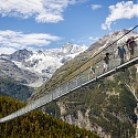 (Video) World's Longest Pedestrian Suspension Bridge Opens in Switzerland
