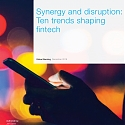 (PDF) Mckinsey - 10 Trends Shaping Fintech : Synergy and Disruption