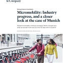 (PDF) Mckinsey - Micromobility : Industry Progress, and a Closer Look at the Case of Munich