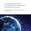 (PDF) Mckinsey - Unlocking Value from IoT Connectivity