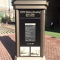 Boston Enters New Era of Wayfinding with Solar Powered e-Paper Screens