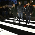 (Video) Lighted Zebra Crossing is Lighting the Way to Safer Streets