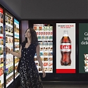 Walgreens Tests Digital Cooler Doors With Cameras to Target You With Ads