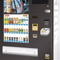 Japanese Drink Vending Machine Also Takes Selfies - Kirin Vendorphoto