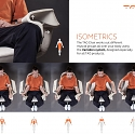 TAO Chair Lets You Work Out While Relaxing in Your Living Room