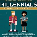 (Infographic) The Habits Of Highly Successful Millennials