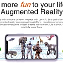 Leo AR, User-Facing Marketplace for 3D Objects, Raises $3M Seed Round