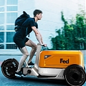 From Amazon to FedEx, This Eco-Friendly Transport Pod Concept is the Solution
