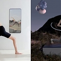 The 'Merge' Smart Fitness Mirror Creates a Virtual World to Work Out In