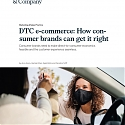 (PDF) Mckinsey - DTC E-Commerce : : How Consumer Brands Can Get It Right