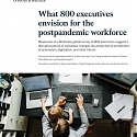 (PDF) Mckinsey - What 800 Executives Envision for the Postpandemic Workforce