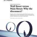 (PDF) Mckinsey - Wall Street versus Main Street : Why the Disconnect ?