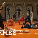 (Video) Hermès Makes Fitness High Fashion On WeChat