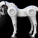 This Futuristic Robotic Dog is Spot's Closest Rival Boston Dynamics Needs to Watch Out