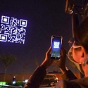 QR Code Drone Marketing - Huge QR Code Fly Over The Sky of Shanghai