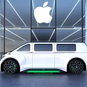 This Apple Car Concept Supports Wireless-Charging