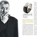 (Video) Philippe Starck's AEKLYS Replaces All Your Cards With One Ring