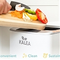 Turn Kitchen Waste Into Real Compost in Only 48h - KALEA