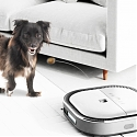 This Smart Pet Care Robot Keeps Your Floor Clean While Feeding with Your Dog - Puro
