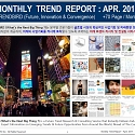 Monthly Trend Report - April. 2017 Edition