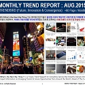 Monthly Trend Report - August. 2015 Edition